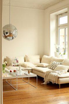 ikea 'söderhamn' sofa @by_boninterior | söderhamn | pinterest ... - Wohnideen Minimalist Sofa