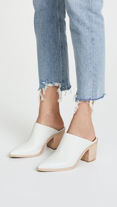 Selected pins for mesmerizing shoes for women, covering heels that are high flat shoes, casual shoes, sneakers, and any other kind of dumfounding shoes. Mules Shoes, Women's Shoes, Black Mules Heels, Flat Shoes, Heeled Mules, Shoes Sneakers, Girls Rain Boots, Booties Outfit, Fashion Heels