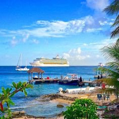 A beautiful day in Cozumel!