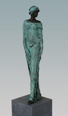 bronzen beelden Kieta Nuij | Beeldhouwer Kieta Nuij