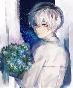 Sasaki Haise from Tokyo Ghoul:Re