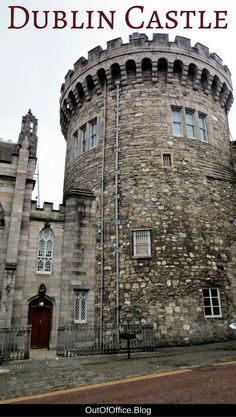 Dublin Castle sits in the heart of the city center and is full of history. A walk through of the grounds will leave you wondering who has the Crown Jewels? #Dublin #Ireland #DublinCastle