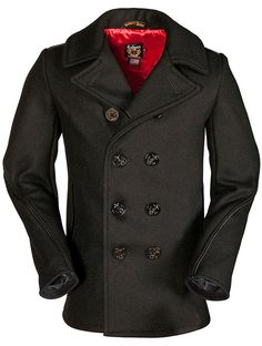 Pea Coat extrodinaire