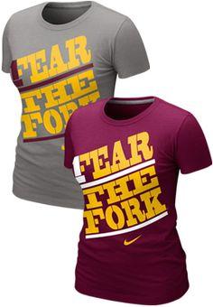 Product: Arizona State University Women's 'Fear the Fork' T-Shirt