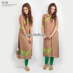 kurti style.pk