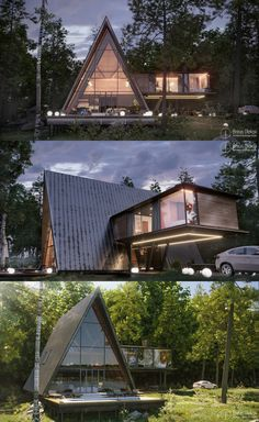 Häuser Haus am Dnepr Residential Architecture Dnepr Haus Häuser Residential Architecture building Tiny House Cabin, Tiny House Design, Cabin Homes, Wood House Design, Residential Architecture, Modern Architecture, Architecture Tools, Architecture Courtyard, Sustainable Architecture