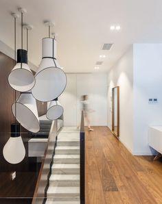 A Top Floor Apartment in Odessa by SVOYA studio - Design Milk