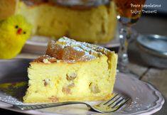 Pasca napoletana – pasca in aluat de tarta Romanian Food, Holiday Desserts, Vanilla Cake, French Toast, Cheesecake, Healthy Recipes, Homemade, Meals, Baking
