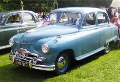 1950s Standard Vanguard Mk2 Maintenance of old vehicles: the material for new cogs/casters/gears/pads could be cast polyamide which I (Cast polyamide) can produce