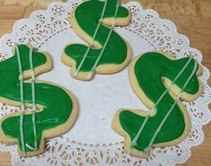 Tax Day Cookies! - Mueller's Bakery