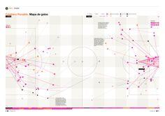 Messi e Ronaldo: Relatórios e Contas (III). Prémios Malofiej 21, Prata. Prémios ÑH9, Menção.