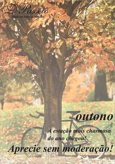 O Charme do Outono