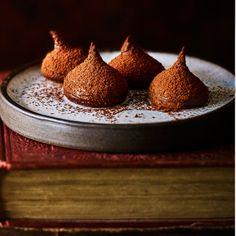 Beetroot Chocolate Truffle Kisses