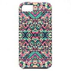 Zazzle's Tribal Pattern iPhone 5 Cases; cases for a variety of phones with lots of great patterns AND you can design your own hard case too; reasonably priced.