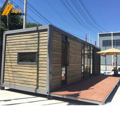Container House--Creative Combination House--Product--Yin Hong Mobile House (Shanghai) Co.