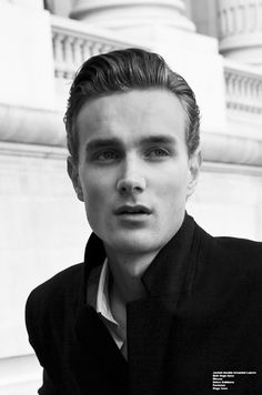 Constant de Boer in PARIS at   Tony Jones Modelmanagement and Nologo Model Mgmt  by maimouna barry