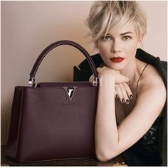 Michelle williams for LV ❤