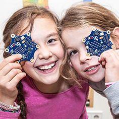 Mini-Lerncomputer Calliope mini für junge Maker