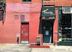 Smalls Jazz Club - West Village, NYC