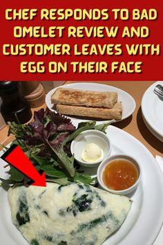 """""""#Chef #Responds #Bad #Omelet #Review #Customer #Leaves #Egg #Face """" Prom Eye Makeup, Glitter Eye Makeup, Glitter Nails, Colorful Nails, Colorful Eye Makeup, Loose Braid Hairstyles, Orange Popsicles, Kitten Wallpaper, Japanese Bobtail"""
