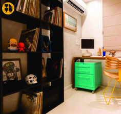 Apartamento - Tetu | Bangalô da Tati