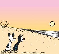 Mutts Comic - Earl & Mooch