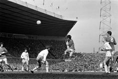 George Best, 1969. Which ground was this shot taken at? Old Trafford, of course!