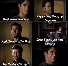 Alaric and Jeremy, The Vampire Diaries