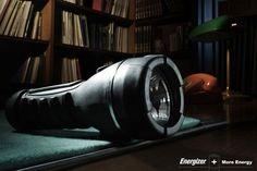 Energizer - More energy - Batman - #heroes
