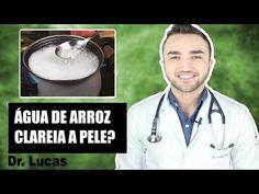 Água de Arroz para a Pele Funciona? O que diz a Ciência e Artigos Científicos - Dr Lucas Fustinoni - YouTube