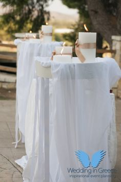 Plan your perfect wedding in Greece and let us organize your dream event! We are full-time wedding planners in Greece, Santorini, Mykonos, Athenian Riviera. Santorini Wedding, Greece Wedding, Celtic Wedding, Irish Wedding, Wedding Ceremony, Wedding Day, Wedding Dress, Orthodox Wedding, Wedding Decorations