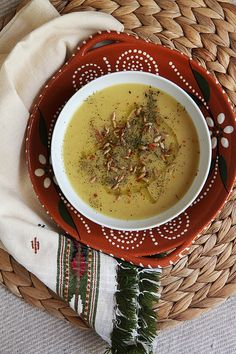 Turkish Red Lentil Soup – Healthy Turkish Recipes from Delicious Istanbul