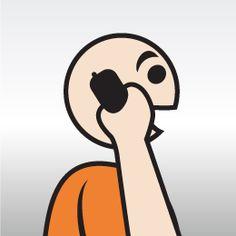 SociaalOpStap - Sociale verhalen: iemand bellen