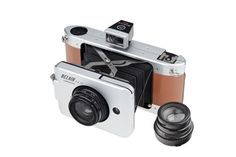 Belair x 6-12 Jetsetter camera by Lomography