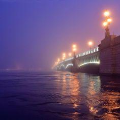 Троицкий мост  Автор: Александр Бабичев  #фото #этноспб