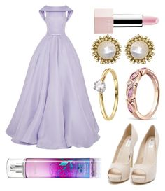 """I've got a dream"" by lucyf116 ❤ liked on Polyvore featuring Naeem Khan, Nly Shoes, Kendra Scott and Sephora Collection"