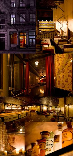 """""""Theater Bar"""" NYC 