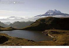 Antisana Volcano, Antisana Volcano Ecological Reserve, Andes, Ecuador
