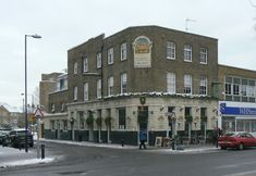 Crown and Anchor, Chiswick High Road