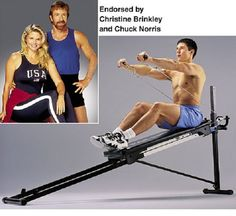 Total Gym Fit Chuck Norris Home Gyms -  30 day trial of workout machines http://www.infomercials-tv.com/total-gym-fit/?utm_content=bufferc7a64&utm_medium=social&utm_source=twitter.com&utm_campaign=buffer #totalgym #homegym