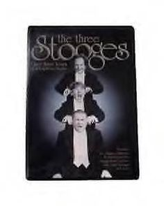 The Three Stooges (DVD, 2008  17 ANIMATED SHORTS, VINTAGE MOVIE TRAILERS