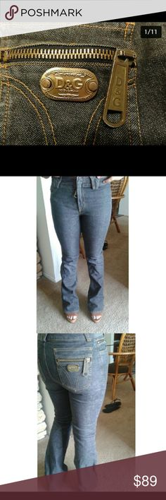 I just added this listing on Poshmark: 💯DOLCE & GABBANA JEANS. #shopmycloset #poshmark #fashion #shopping #style #forsale #Dolce & Gabbana #Denim Dolce And Gabbana Jeans, Dolce And Gabbana Blue, Fashion Tips, Fashion Design, Fashion Trends, Zippers, Jeans And Boots, Snug, To My Daughter