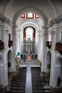 Inglesia San Pedro Claver, Cartagena, Colombia.