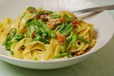 Eerst Koken: De beste pasta carbonara ooit – met snijbonen