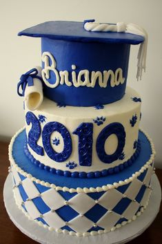 Claudine: Graduation Cakes
