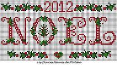 grille Noel 2012 rouge