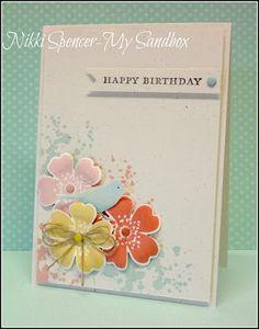 Just Add Ink #195 Nikki Spencer-My Sandbox