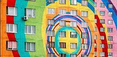 Paintings On Buildings