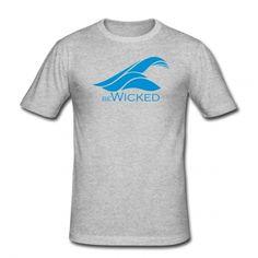 Das Men T-Shirt der beWicked Classic Edition. Nur erhältlich auf www.Wicked-Berlin.com