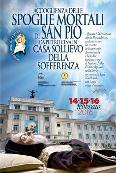 Casa Sollievo della Sofferenza accoglie le spoglie di San Pio - http://blog.rodigarganico.info/2016/eventi/casa-sollievo-della-sofferenza-accoglie-le-spoglie-di-san-pio/